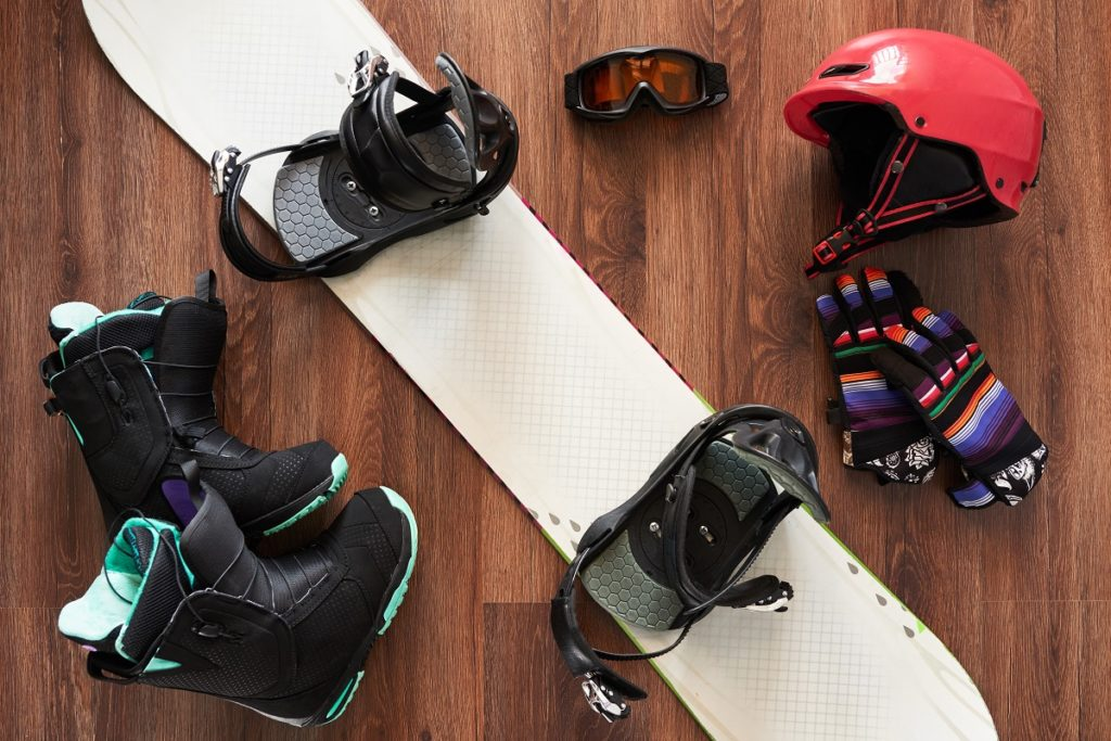 snowboarding essentials