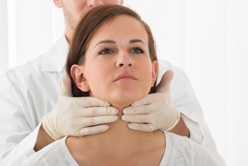 neck checkup