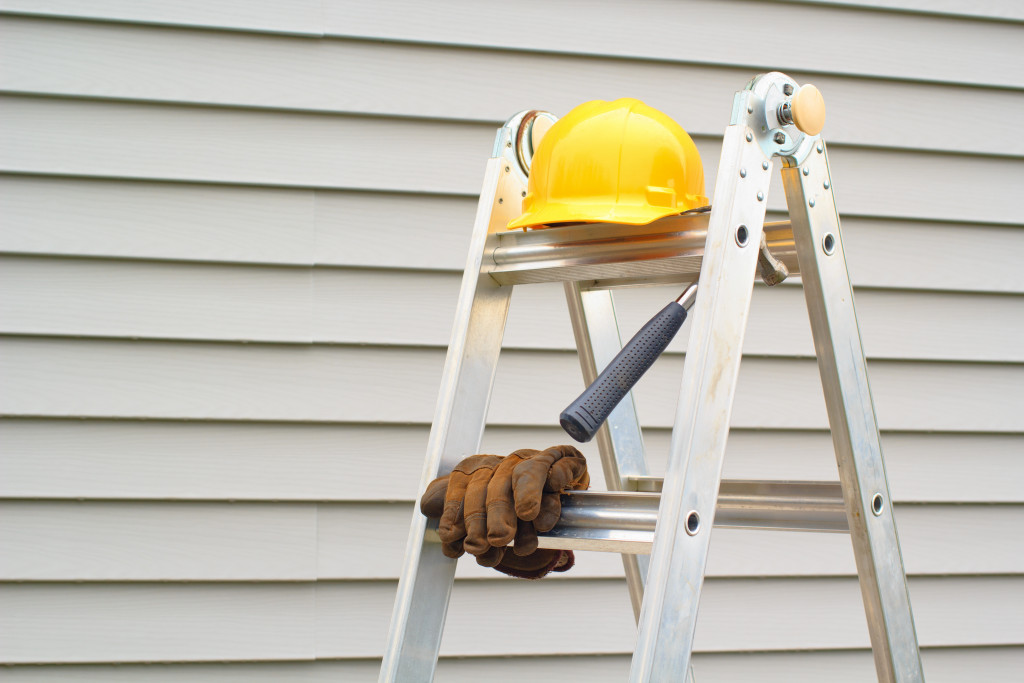 house exterior painting tools
