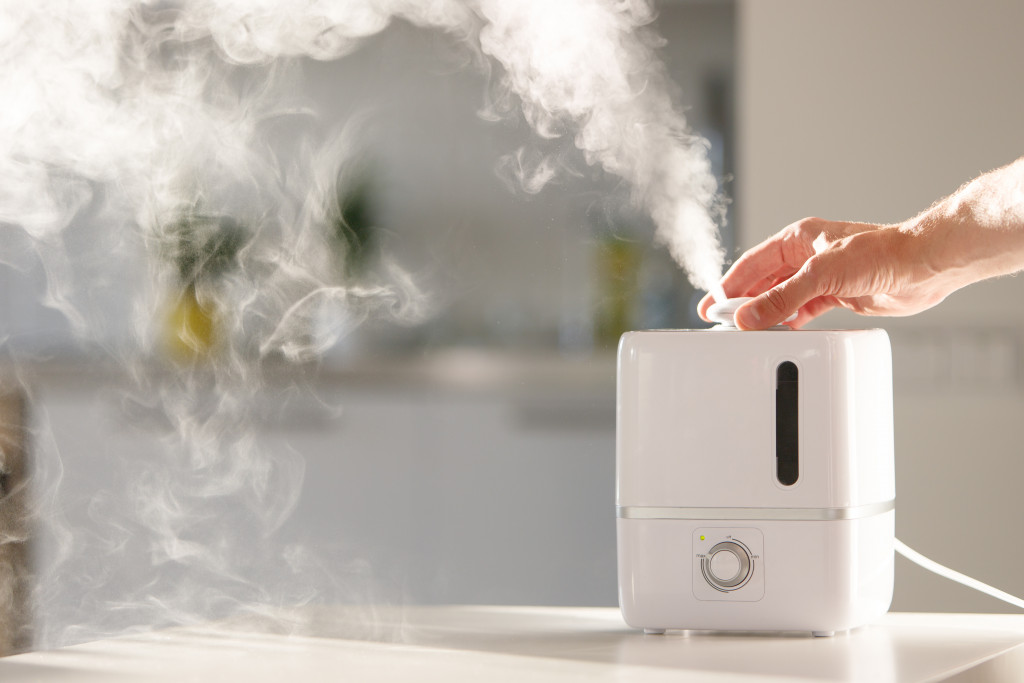 Humidifier concept