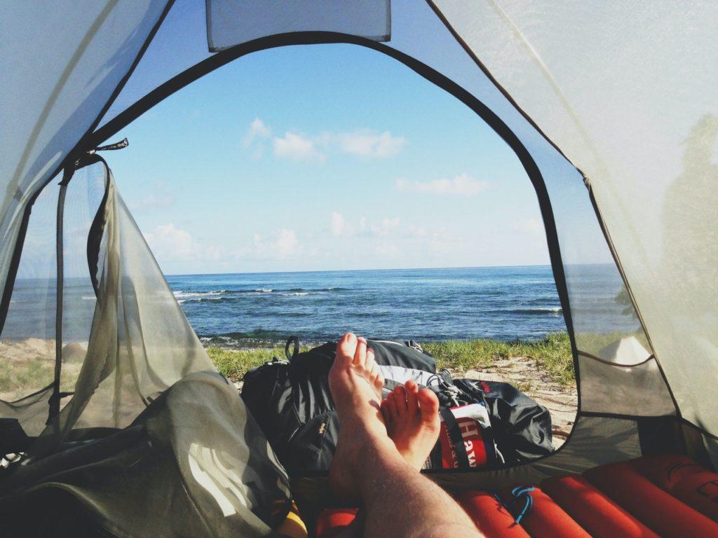 camping around