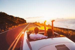 road trip concept