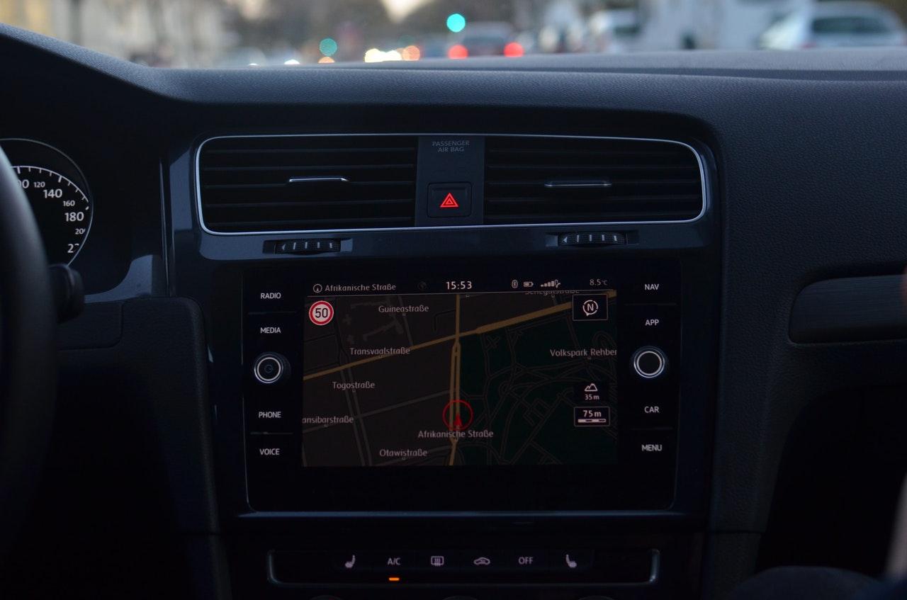 car's aircon system