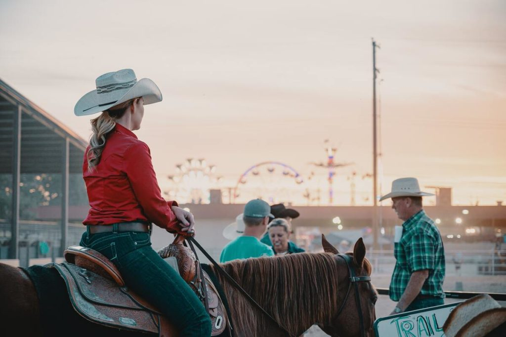 rodeo event