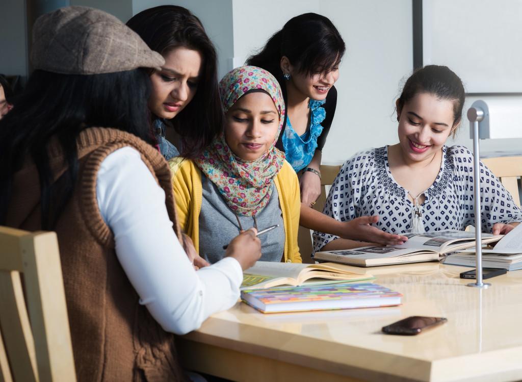 international college students
